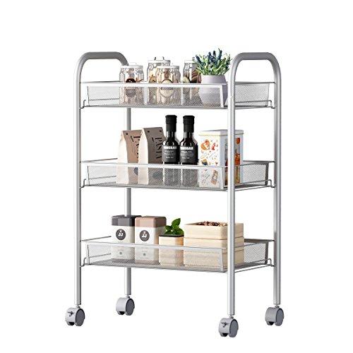 7 shelf commercial bin rack - 5