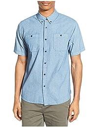 Mens Chambers SS Button Up Shirt