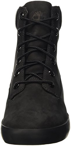 Timberland Flannery_flannery_flannery 6in - Zapatillas Mujer Negro (Black Nubuck)