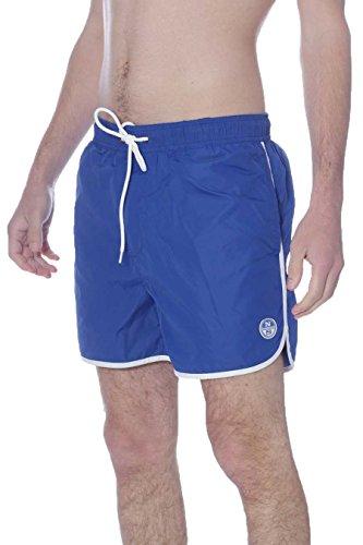 Short North Sails Herren Volleyball w/Patch 673310mainapps, Herren, blau