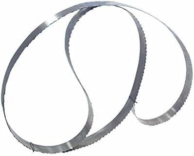 Hoja Acero de sierra a cinta 2240/mm anchura 15/mm Dentado 6/mm Delta Fox Woodstar Copa madera