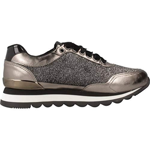 Diferentes Gioseppo Sneakers Gris Gioseppo Texturas Sneakers tSxrOt