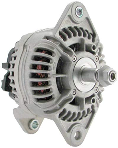 New 200 Amp 12 Volt Alternator for Agco Ag & Ind Case New Holland and School Buses 8600313 AL9963SB 0-124-625-044 0-124-625-059 87715398 5264321 0-124-625-123 N87715398 A-6499 90-15-6570N 160-55111