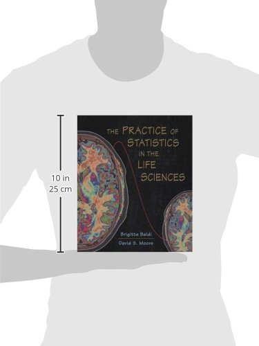 The Practice of Statistics in the Life Sciences w/CD
