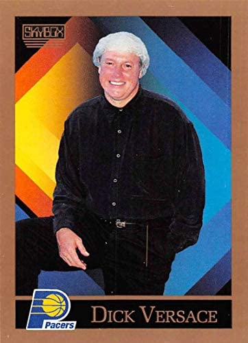 Amazon.com: 1990-91 SkyBox Basketball #311 Dick Versace Indiana Pacers CO Official NBA Trading Card: Collectibles & Fine Art