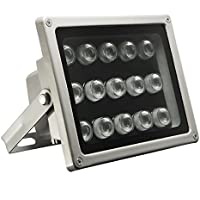 Univivi U15R WideAngle and Long Range 15pcs High Power LED IR Array Illuminator