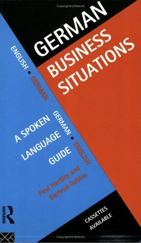 German Business Situations (Languages for Business)