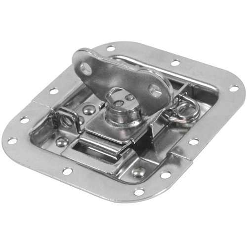 (Seismic Audio - SAHW1 - Replacement Butterfly Latch for Rack and Pedal Board Cases for use with Pro Audio Gear and Applications - Replace Old Latches)