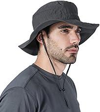 10 Best Waterproof Rain Hats for Men 752fff9698b