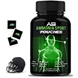 AmmoniaSport Athletic Smelling Salts - Pouches (20) - Ammonia Inhalant [Smelling Salt/Ammonia Inhalants]
