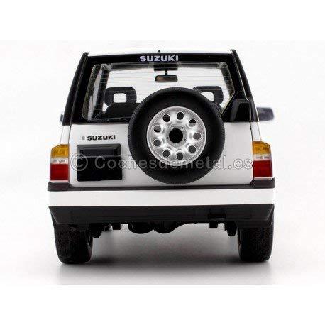 1995 Suzuki Vitara-Escudo Blanco 1:18 Dorlop 1000Aw: Amazon.es ...