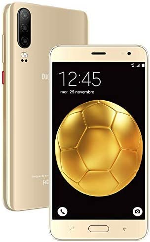 Moviles Libres 4G, DUODUOGO J5+ Android 9.0 5.5 Pulgadas 1GB RAM + ...