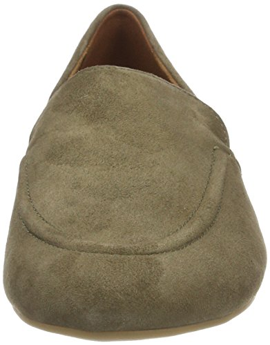 24224 Tamaris olive Women''s 722 Green Loafers CqT5PqU6