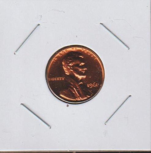 1961 Lincoln Memorial (1959-2008) Penny Superb Gem Proof US Mint