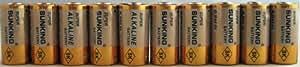 "10 BULK SUNKING 4LR44 L1325 PX28A 476A A544 28A dog shock collar batteries ""sunking brand"" Sunking"