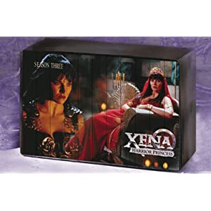 Xena Warrior Princess - Season Three Video Set [VHS] (1995)