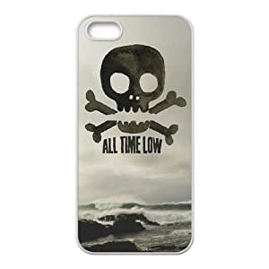 YUAHS(TM) New Fashion Cover Case for Iphone 5,5S with All Time Low YAS329893