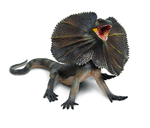 (Incredible Creatures- Frilled Lizard)