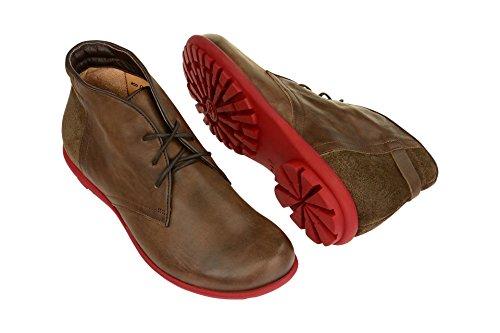 Think! Herren Kong_181656 Desert Boots Braun