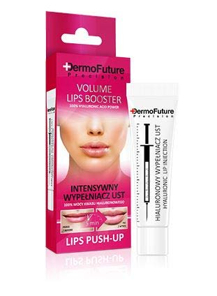 Dermofuture Intensive Lip Plumper 100% Hyaluronic Acid Lip Push Up
