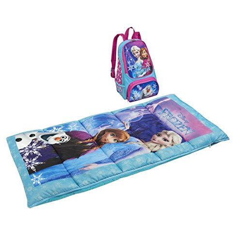 (Exxel Outdoors Disney Frozen Adventure Kit, Purple)