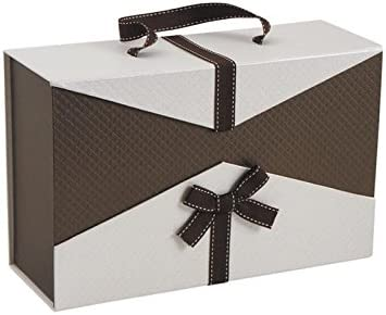 Inconnu Caja de cartón con Cierre magnético: Amazon.es: Hogar