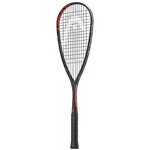 HEAD Extreme Squash Racquet, Pre-Strung - 135 g, Heavy Balance