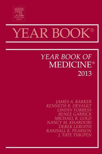 Year Book of Medicine 2013, (Year Books) Pdf