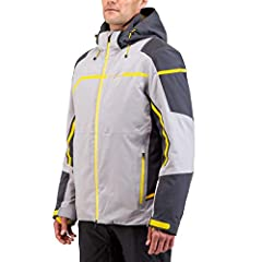 Featuring the stretch of Gore-Tex, water resistances of PFC Free DWR, and warmth of 80G PrimaLoft Silver ECO Insulation, the Titan is a worker on the race course and a show stopper on the podium. Fully loaded performance features include full...