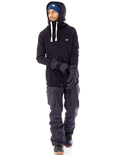 Con Chill Shred Negro N Sudadera Capucha De Bro Snowboard U5aR4x e080b18d0af