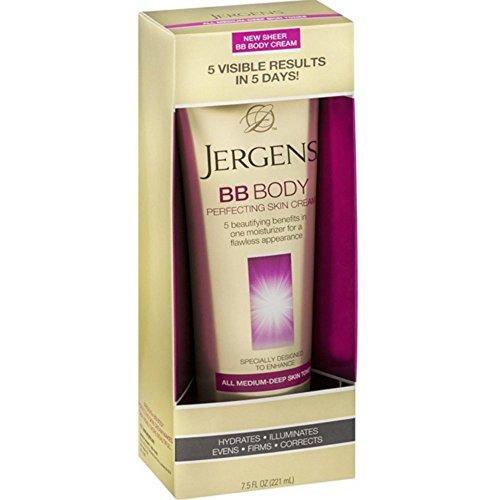 Jergens Perfecting Cream Medium Tones product image