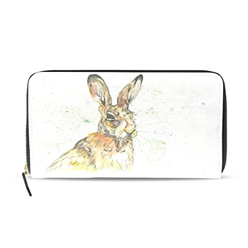 mrweng-household-womens-hare-long-leather-card-zipper-wallet-purse-clutch
