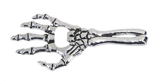 Ganz Skeleton Hand Bottle - Skull Unique Skeleton