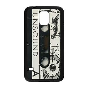 Nymeria 19 Customized Cassette Tape Diy Design For Samsung Galaxy S5 Hard Back Cover Case DE-376
