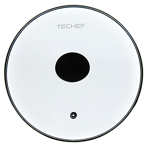 TeChef Cookware Tempered Glass Lid (Fry Pan Cover)