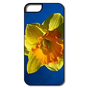 Cool Daffodil Flower Against Blue Sky IPhone 5/5s IPhone 5 5s Case For Team