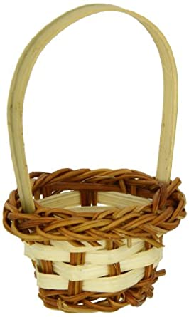 PacknWood Small Woven Basket for Appetizers (Case of 300)