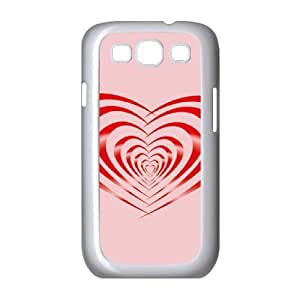 Love in the increase Samsung Galaxy S3 Case White