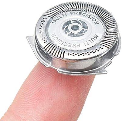 Finelyty Hoja De Repuesto De 3 Piezas, Cabezal De Afeitado para La Afeitadora SH50 / 51/52 HQ8 De Philips Serie 5000 ...