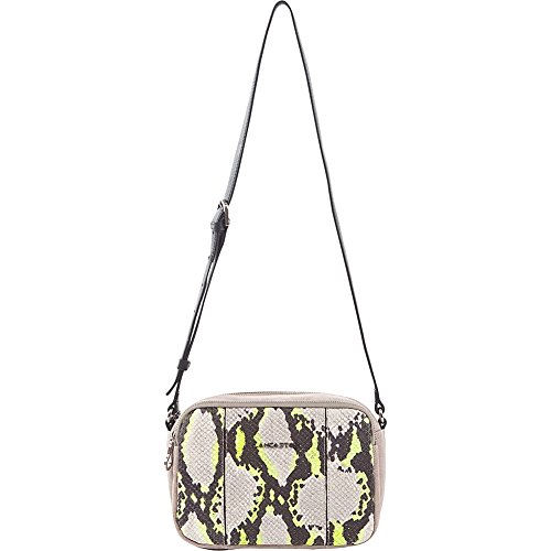 lancaster-paris-neon-python-shoulder-bag-stone-yellow