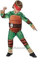 Déguisement Deluxe Teenage Mutant Ninja Turtles pour enfant–Rubis