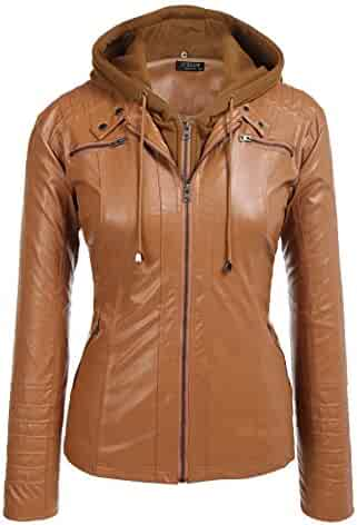 5386bfaafbf Shopping 18 or 24 - Leather & Faux Leather - Coats, Jackets & Vests ...