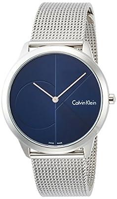 Unisex Calvin Klein Minimal Watch K3M2112N
