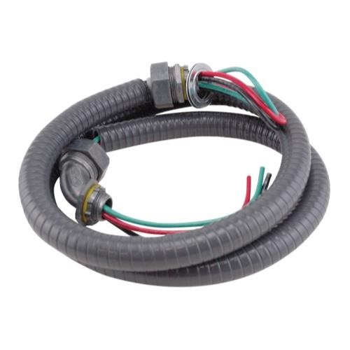 (Diversitech 6-12-6NM Number-6 Non Metallic Conduit Whip, 1/2-Inch x 6-Feet)