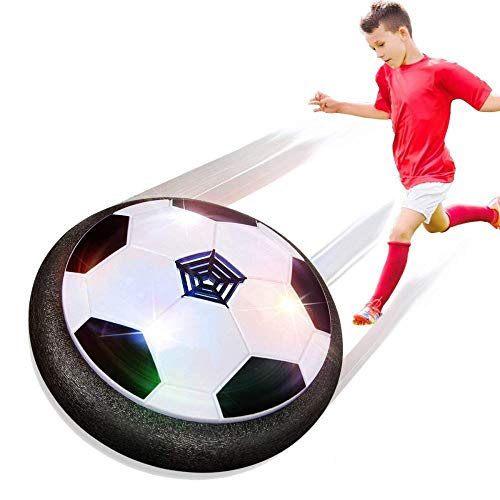 AOOP Kids Toys LED Hover Ball Air Training Ball Football Game, for Indoor or Outdoor with Parents Game, Soccer Toys for 1—15 Year Old Boys Girls Best Gift (Hover Ball)