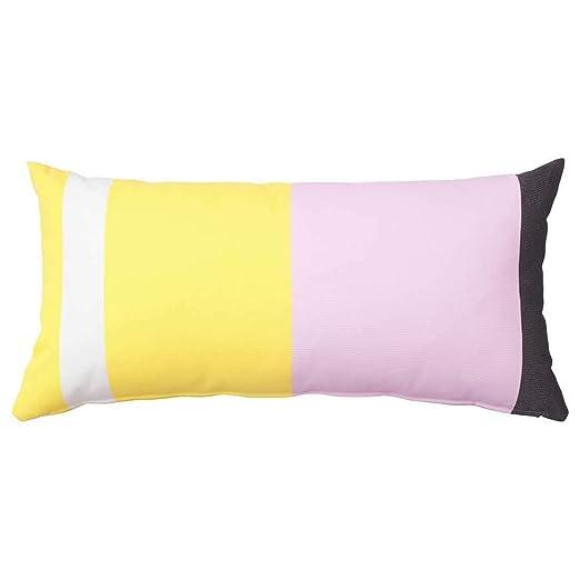 IKEA ASIA FUNKON - Cojín para Exteriores, Color Amarillo ...