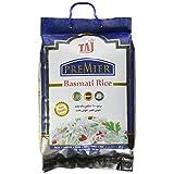 TAJ Foods TAJ Premier Basmati Rice 10 lbs, 4.54 kg