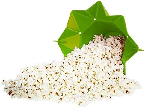 Silicona Microondas Palomitas de maíz Palomitas de maíz Hechas en ...