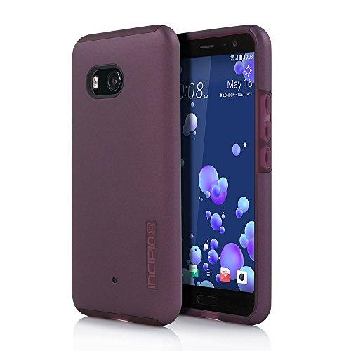Incipio Cell Phone Case for HTC U11 - Merlot