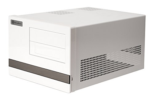 SilverStone SST-SG02W-F PC-Gehäuse (USB 3.0) weiß